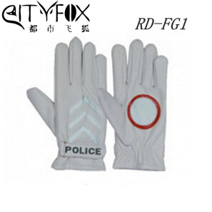 Hot Selling High Quality Traffic Police Reflextion Gloves pictures & photos