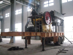 Mobile Crushing Machine Production Line pictures & photos