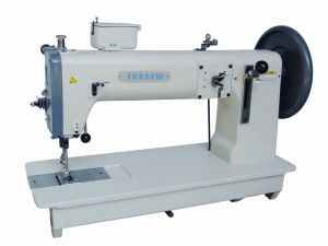 Extra Heavy Duty Compound Feed Lockstitch Sewing Machine pictures & photos