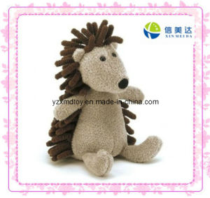Soft Toy Hedgehog Plush & Stuffed Toy (XMD-0050C) pictures & photos