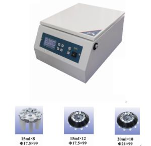 Prp/ Beauty Treatment/ 15ml*12/ Medical / Laboratory/ Low-Speed Centrifuge pictures & photos