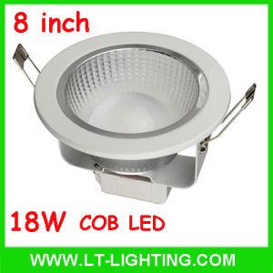 18W COB LED Downlight. 8 Inch (LT-DL004-18)