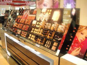 Acrylic Cosmetic Display Rack