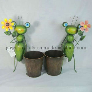 Decorative Locust Flower Pot (JW11155/56)
