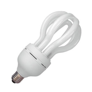 Energy Saving Lamp 85W Lotus Halogen/Mixed/Tri-Color 2700k-7500k E27/B22 220-240V pictures & photos