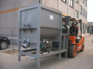 Conveyor Equipped Powder Mixer (HTSB200) pictures & photos