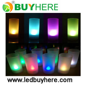 Colorful LED Candle Lamp (BH-CDL510)