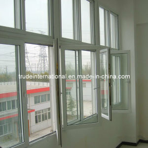 Cost-Efficient PVC Window/China PVC Window Manufacture pictures & photos