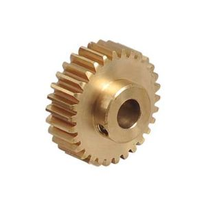 Brass Spur Gear With Steps