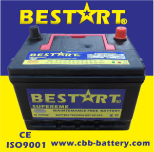 Bci Standard 12V Automotive Car Battery 500CCA 58500-Mf pictures & photos