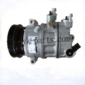 High Quality Air-Conditioner Compressor for Vw (PXE16) pictures & photos