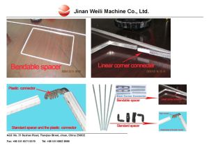 Aluminium Spacer pictures & photos