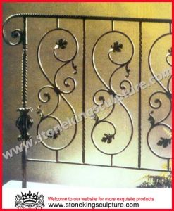 wrought Iron Fence, Iron Railing pictures & photos