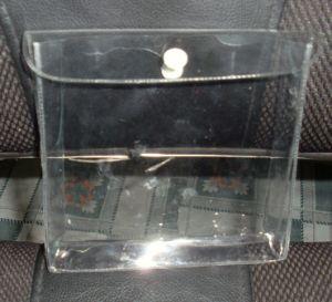 PVC Bag, Button Bag, PVC Pouch pictures & photos