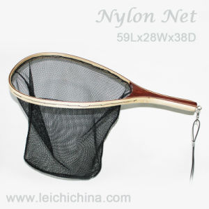 Wooden Handle Fishing Landing Nets pictures & photos