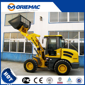 China Caise 2 Ton Mini Wheel Loader CS920 with Rops pictures & photos
