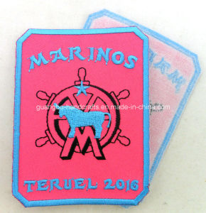 New Hot Wholesale Embroidery Badge Custom Patch pictures & photos