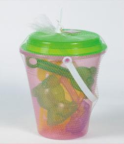 Plastic Beach Toys Set/ Bucket Set for Children pictures & photos