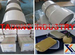 Aluminum Foil for Making Aluminum Food Container