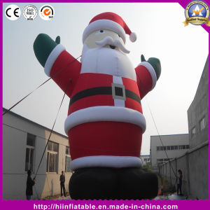 Hot Christmas Inflatable Santa Claus pictures & photos