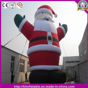 Hot Christmas Inflatable Santa Claus
