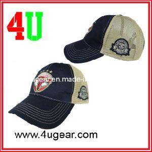Fashion 6-Panel Baseball Cap, Mesh Cap, Golf Cap