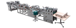 Semi Automatic Type Paper Bag Tube Forming Machine (HR1100-I)