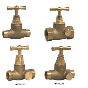Brass Stop Valve pictures & photos