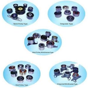 Automobile Tension Pulley with Idler Bearing pictures & photos