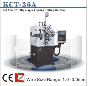 3mm 2 Axis CNC High Speed Compression Spring Coiling Machine&Spring Coiler pictures & photos