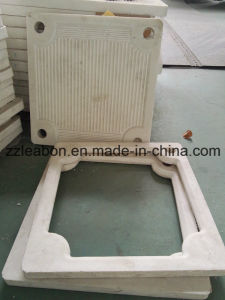 Plate and Frame Filter Plate for Wastewater Treatment pictures & photos