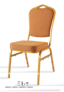 Steel Restaurant Chair (YC-ZG21)