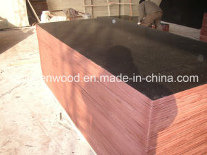 12mm Black Brown Film Faced Plywood pictures & photos
