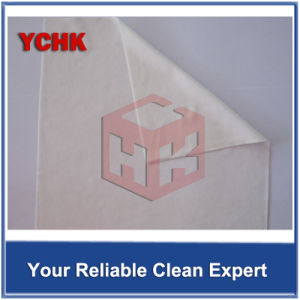 Semiconductor Industry Dust Free Cleanroom Microfiber Wipe Cloth pictures & photos