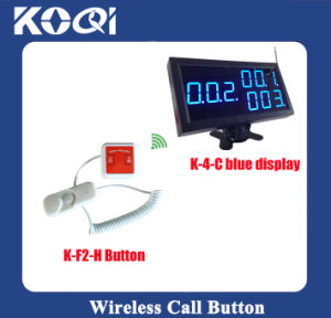 CE Approved 433.92MHz Wireless Nurse Calling System for Hospital Clinic pictures & photos