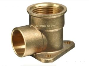 Bronze Pump Forging Machined Part pictures & photos