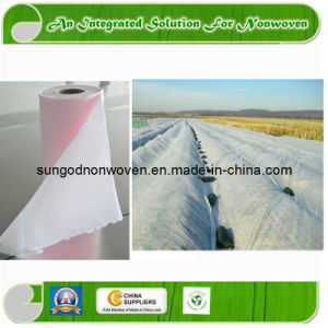 100% PP UV Treated Spunbond Nonwoven Fabrics pictures & photos