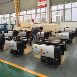 5t Electric Wire Rope Hoist with Ce pictures & photos