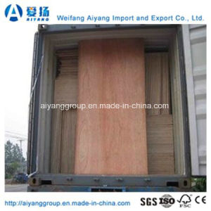 Wall Panel Building Material Cheap Commercial Plywood for Furniture pictures & photos