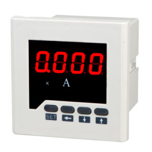 Digital Current Meter Ammeters Ampere Meter LED RS-485 Modbus Single Phase Meter pictures & photos