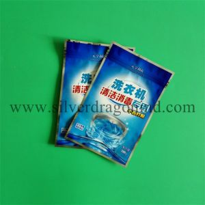 Pet/VMCPP/LLDPE (MPE) Composite Bag for Washing Powder pictures & photos