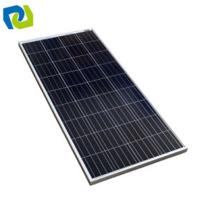 High Quality Low Price 100W Solar Power System Panel pictures & photos