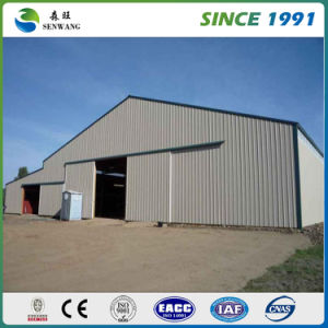 Prefabricated Steel Structure Warehouse with Construction Design pictures & photos