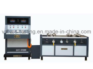 Set Pressure Breather Valves Testing Machine for Oil & Gas Industry pictures & photos