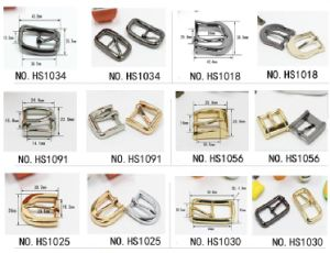 Bag Parts Square Metal Accessories of Alloy Belt Buckle pictures & photos