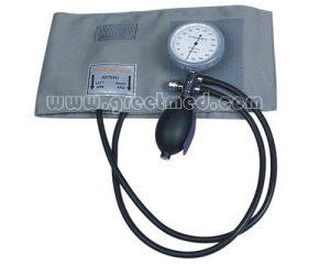 Hot Sale Palm Type Aneroid Sphygmomanometer pictures & photos