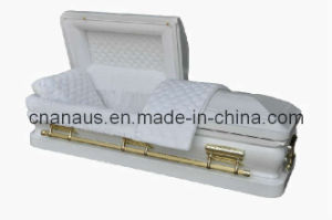 Us Style 18ga Steel Casket (18H2065-G2) pictures & photos