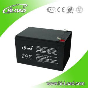 VRLA AGM 12V 7ah 9ah 12ah Rechargeable Lead Acid Battery pictures & photos