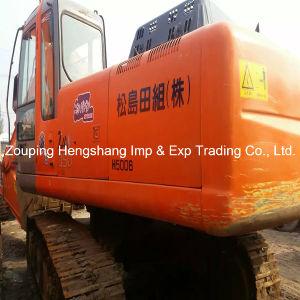 Used Origianl Import Zx350 Hitachi Excavator (ZX350-6)