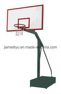 Professional Outdoor Fitness Equipment Shifting Basketball Stand pictures & photos